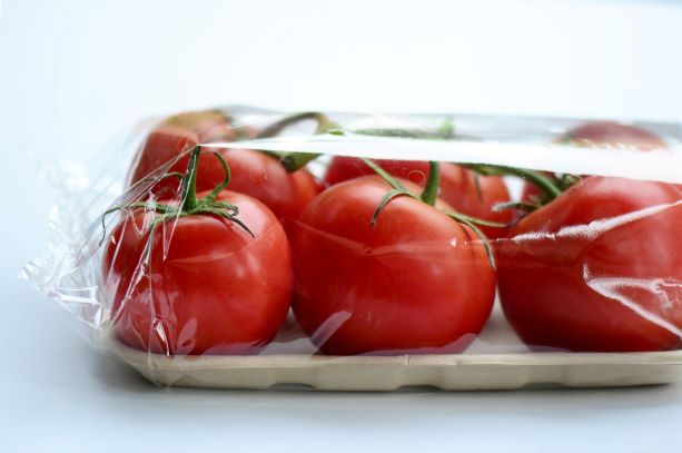 Packaged tomatos